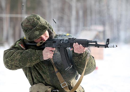 Интенсивность боевой подготовки военных Воронежской области будет усилена в несколько раз