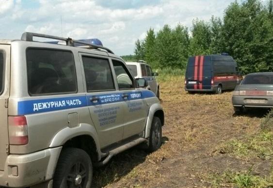 Волонтеры выстроились вживую цепь для поиска 3-летнего Артема Кузнецова