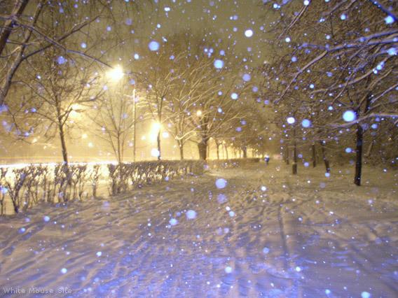 Ввыходные саратовцам обещают небольшой снег итуман