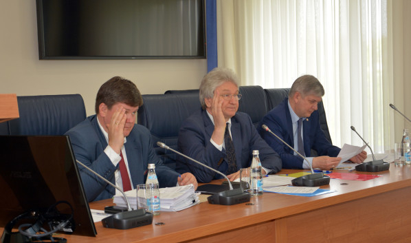 Бюджет Воронежа на последующий год прошел первое чтение