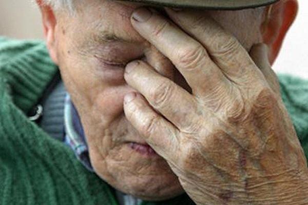 Внук избил 90-летнего дедушку под Воронежем ради 12 тысяч рублей