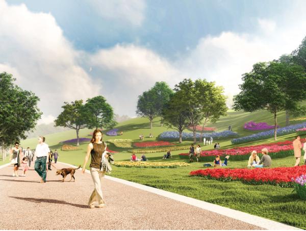 Концепция развития Воронежского центрального парка стала победителем IX Российской национальной премии по ландшафтной архитектуре