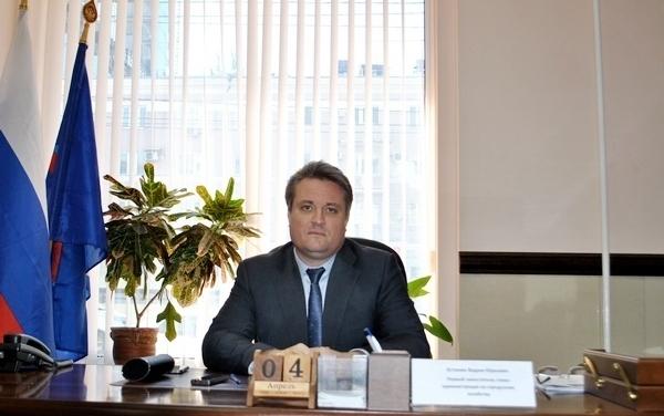 Мэром Воронежа выбрали Вадима Кстенина