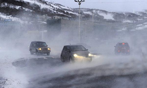 МЧС предупреждает омокром снеге идожде вВоронеже иобласти