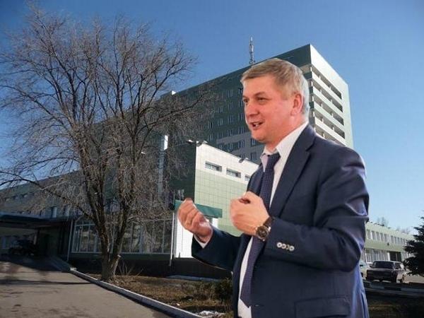 Воронежская больница «Электроника» круто поправила самочувствие Гусева на выборах