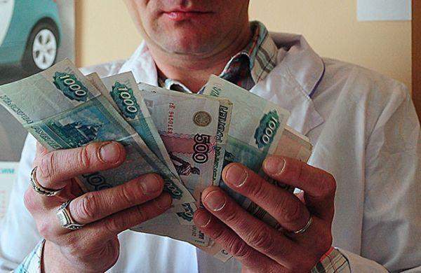 Нищенские зарплаты воронежских врачей показали на всю страну