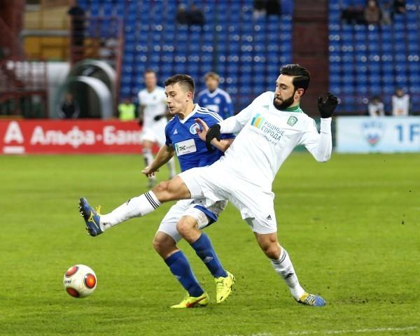 Воронежский «Факел» в сухую проиграл в первом матче сезона