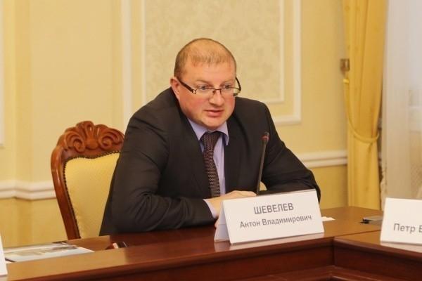 Бывший глава воронежского УГА Шевелев опять признался во взятке
