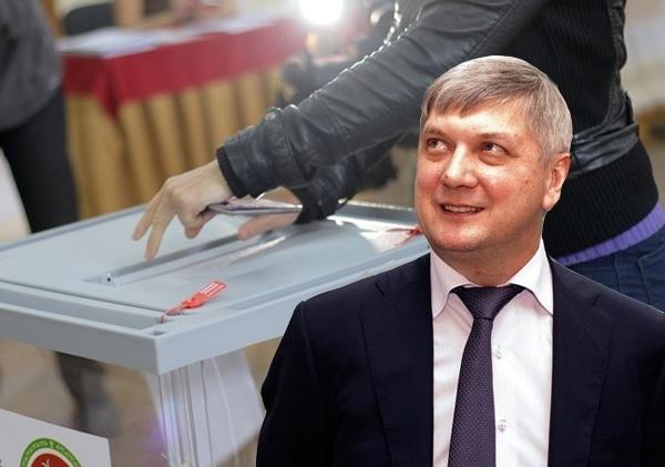 Сумасшедший процент на выборах обеспечил Гусеву новоусманский УИК