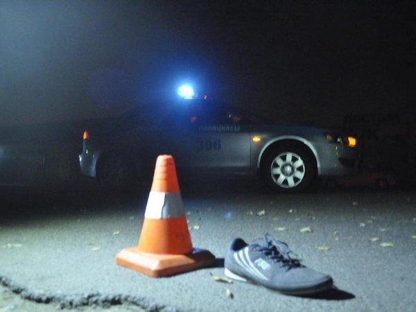 Полицейские поймали водителя, скрывшегося после наезда на воронежца