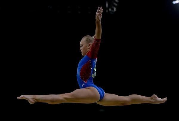 Столичные гимнасты стали лучшими наЧемпионате РФ