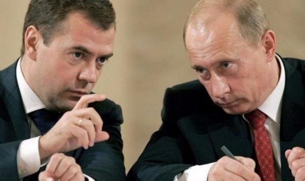 Дмитрий Медведев и повысил, и понизил Алексея Гордеева