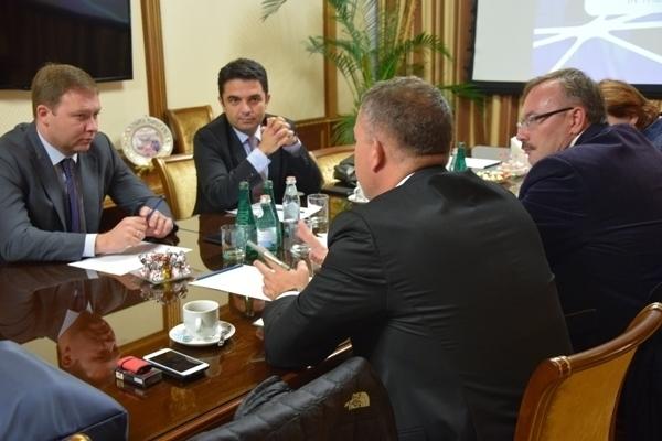 Креконструкции аэропорта «Воронеж» привлекут турецкие компании