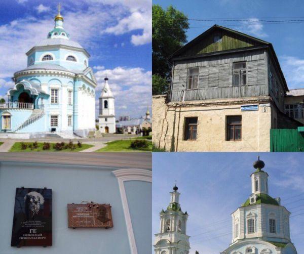 Сказочная воронежская улица Освобождения Труда хранит в себе духовное наследие города