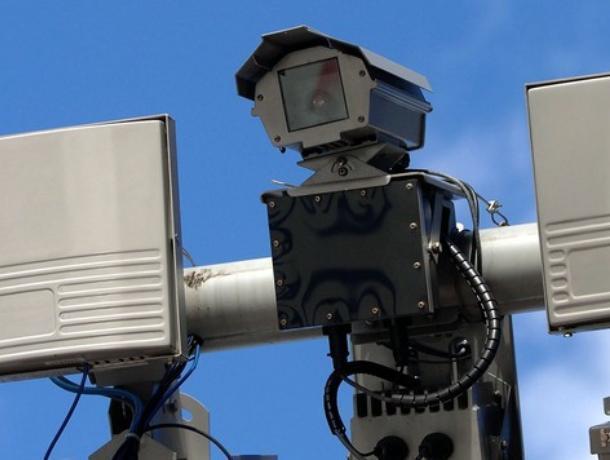 Воронежцев предупредили о новых камерах видеофиксации