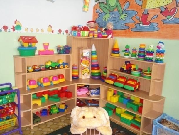 Полмиллиарда рублей потратят на воронежские детские сады за 2 года