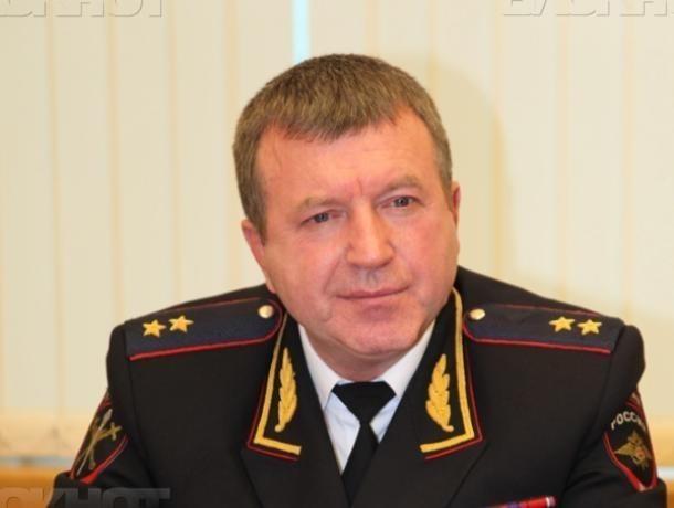 Генерал Бородин с Урала может возглавить воронежское ГУВД в конце августа