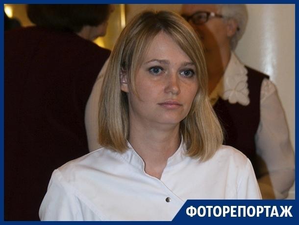 Лучших медсестер Воронежской области показали в лицах