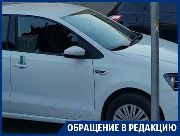 Платные парковки не спасают водителей от беспредела в Воронеже
