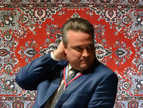 Мэр Воронежа Кстенин пригрозил чиновникам новогодним вызовом на ковер