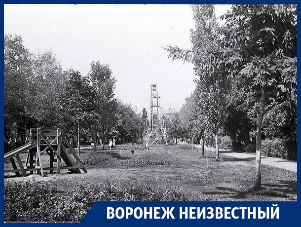 Что было раньше на месте восстанавливаемого Комсомольского сквера Воронежа