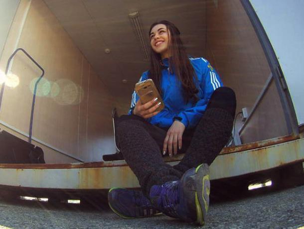 Воронежскую бобслеистку отстранили от тренировок за критику в Instagram