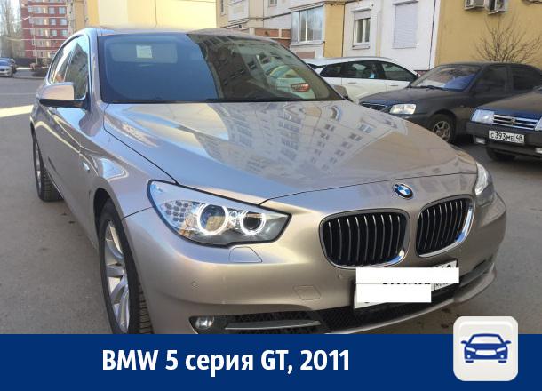Продается BMW 5 серии в Воронеже