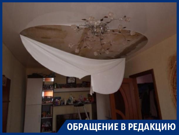 Воронежцы целую неделю живут в затопленной кипятком многоэтажке