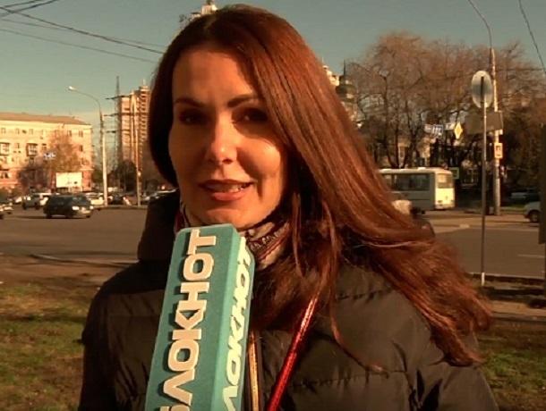 Лихое прочтение Маршака показали прохожие в Воронеже