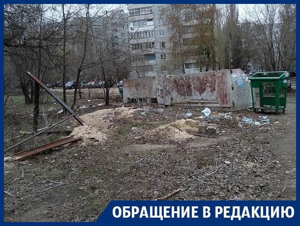 Обратную сторону воронежского Машмета наглядно показали на фото
