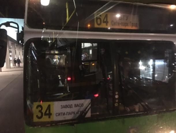 Автобус с раздвоением личности заметили в Воронеже