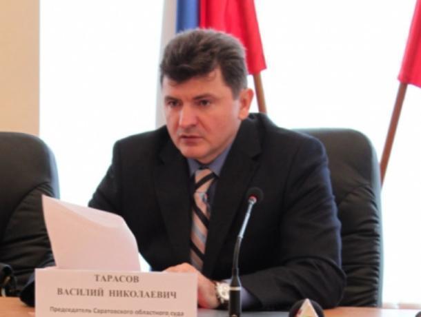 Воронежский областной суд возглавил саратовский судья Василий Тарасов
