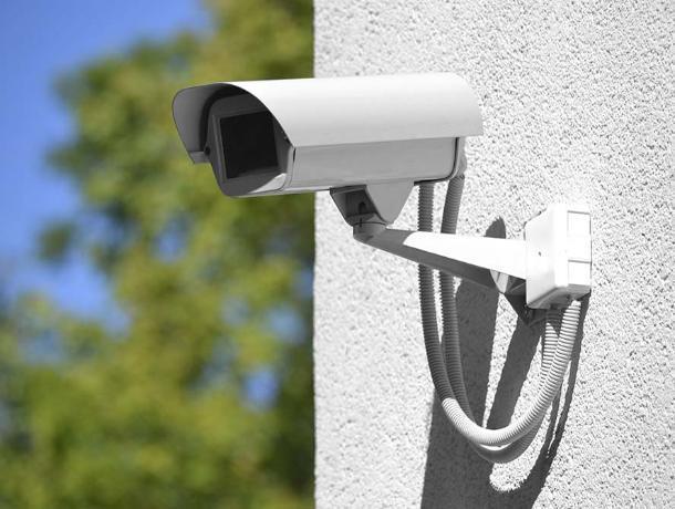 В воронежском сквере будут отлавливать маргиналов с помощью видеонаблюдения