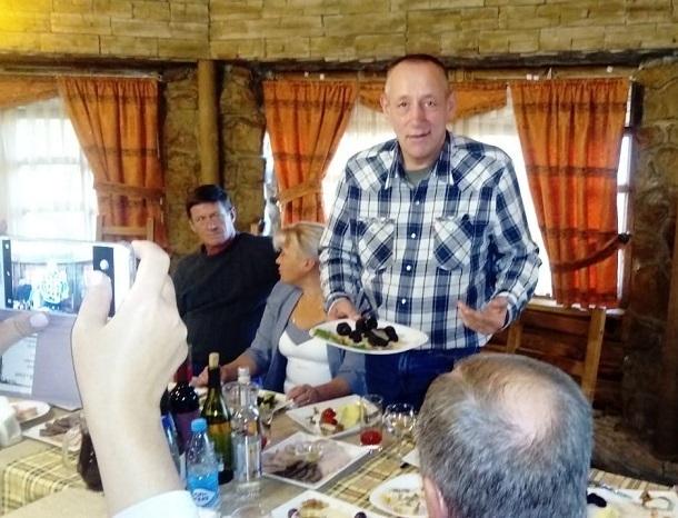 Вайцеховский раскрыл в Воронеже тайну столетнего «спасения» одного гриба