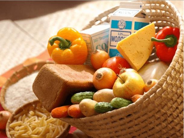 Названы продукты, которые подешевели в Воронежской области