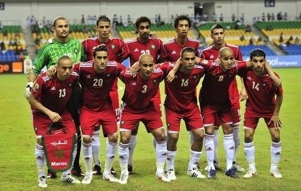 Сборная Марокко по футболу будет тренироваться на стадионе «Чайка» в Воронеже