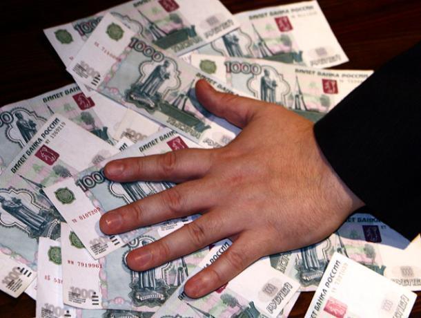 Торговый представитель похитил уворонежских предпринимателей 800 тыс. руб.