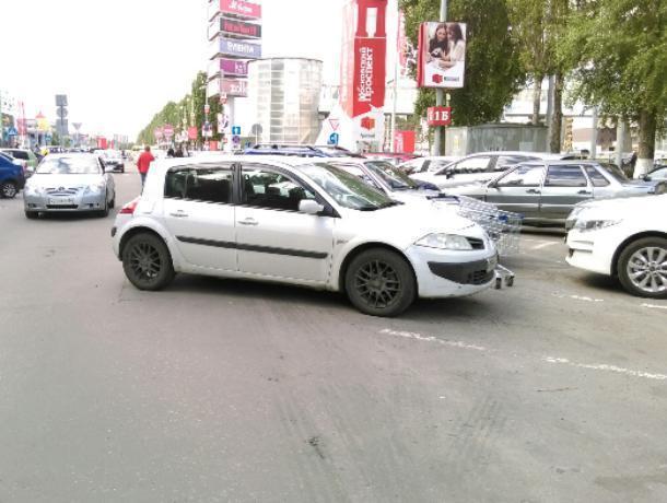 Мастера парковки 146 уровня защитили от нападок в Воронеже