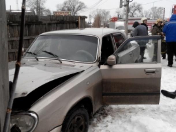В трагедии вцентре Воронежа умер шофёр «Волги»
