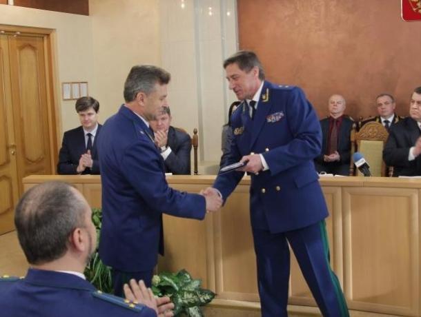 Стало известно, где работают лучшие прокуроры в Воронежской области