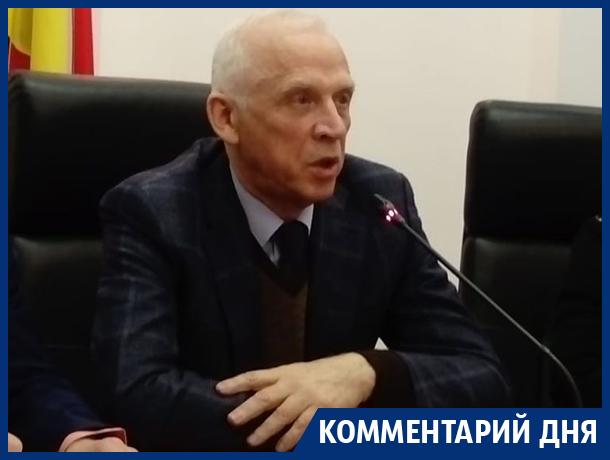 Александр Соловьев в Воронеже: «Россия уже проскочила демократию»