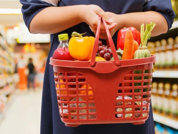 Минимум продуктов на месяц воронежцам обойдется в 3,6 тыс рублей