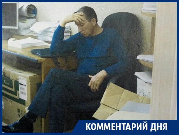 Пономарёв ведёт себя  в Хохле, как будто и не уходил, - бизнесмен Ширков