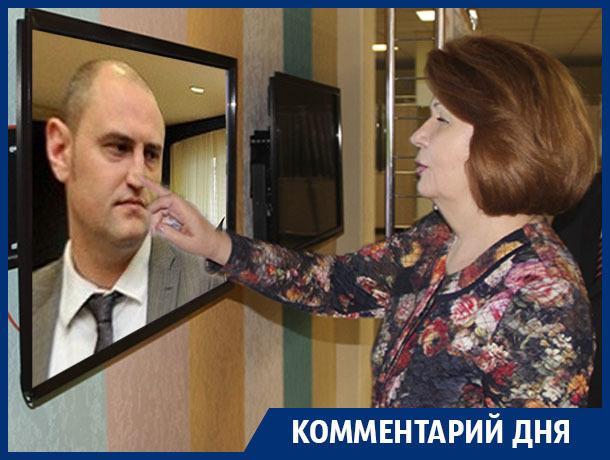 Курило вовремя возник перед Сафоновой – источник в воронежском правительстве