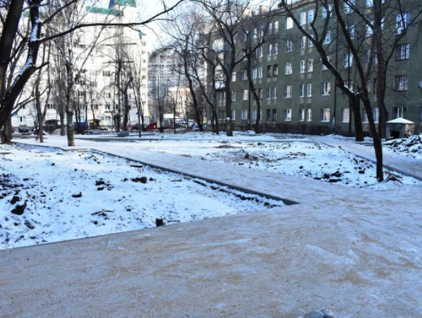 Мэрия показала, что стало с халявной парковкой в центре Воронежа