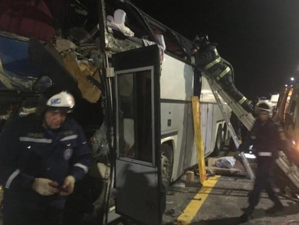 Для помощи пострадавшим в страшном ДТП в Воронеж прибыл министр здравоохранения Карачаево-Черкесии