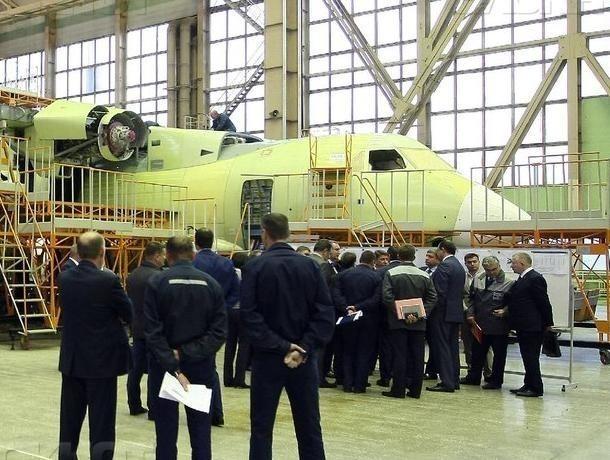 1-ый полет воронежского Ил-112 снова отложили