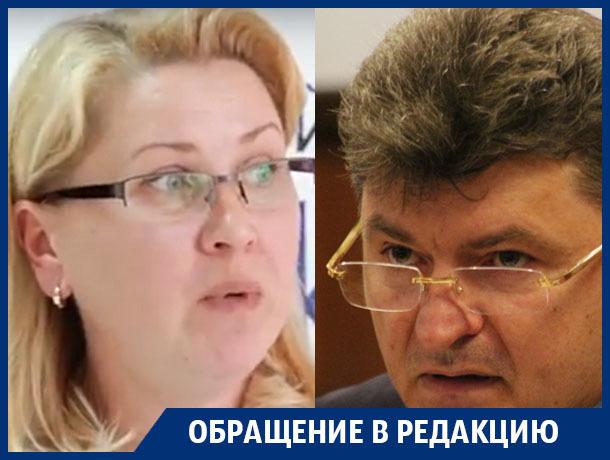 Василия Тарасова просят отреагировать на «беспредел» Советского суда Воронежа