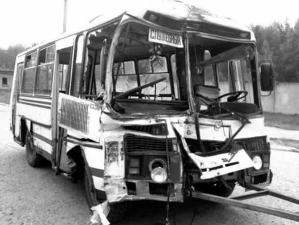 ВВоронеже мужчина угнал уколлеги автобус, чтобы подвезти родственника