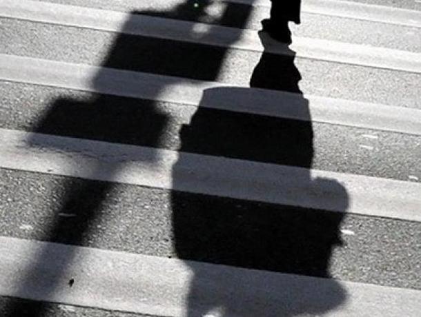 Пенсионерка погибла на «зебре» под колесами иномарки в Воронежской области